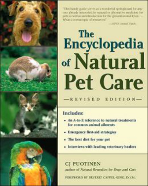 The Encyclopedia of Natural Pet Care  -  Natural Remedies